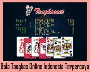 Bola Tangkas Online Indonesia Terpercaya