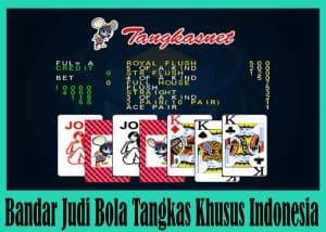 Bandar Judi Bola Tangkas Khusus Indonesia