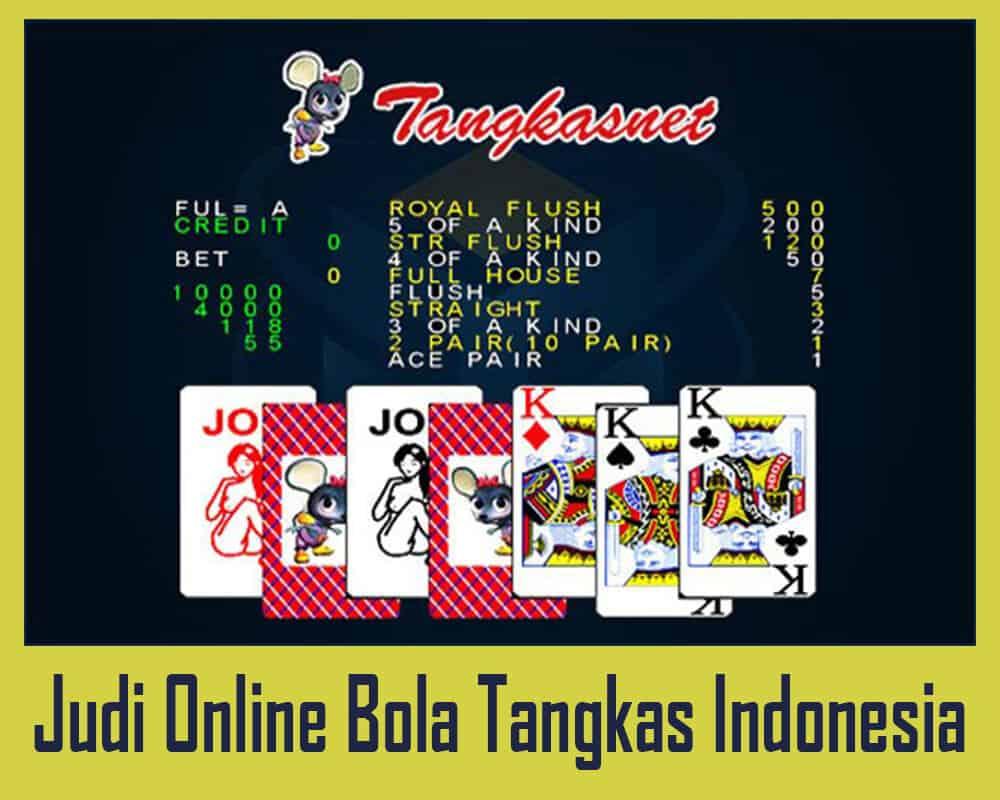 Judi Online Bola Tangkas Indonesia